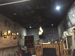Minak Kopi Coffee Shop