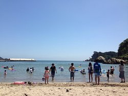 Tsukihama Beach
