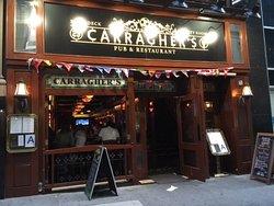 Estilo clasico de los Pubs de NY