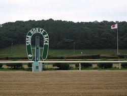 Saga Horse Racetrack