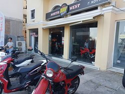 North West Wheels Corfu