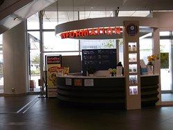 Hakata Port International Terminal Information Center
