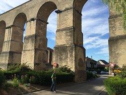 Aqueduc de Gorze à Metz