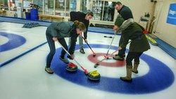 Indoor Curling Rink