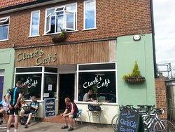 Clark's Cafe