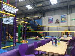 Playspace indoor play and party centre