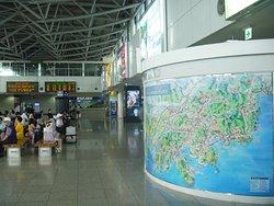 Busan Station Tourist Information Center