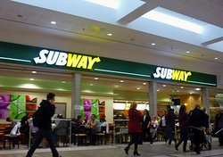 Subway - Arndale Centre 2