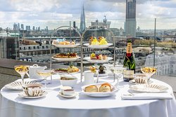Skyline Afternoon Tea