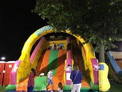 Ottimo dove far divertire i piccoli