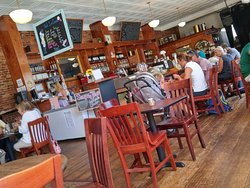 Perk Avenue Cafe & Coffeehouse
