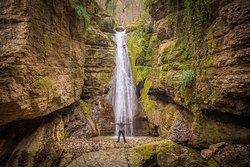 Sangeno Waterfall