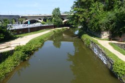 Chesapeake and Ohio Canal National Historical Park (in Georgetown)