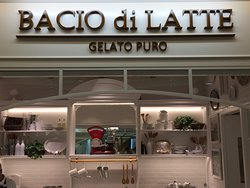 Bacio di Latte - Diamond Mall, BH