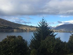 客房日出景觀-瓦卡蒂普湖