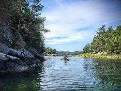 Preikestolen Kayak Canoe