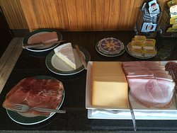 Hotel de Milliano: Heerlijk uitgebreid ontbijt