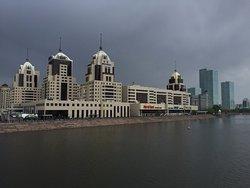 River Ishim Embankment