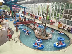 ‪Big Splash Adventure Indoor Waterpark & Resort‬