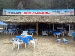 ‪Restaurante Don Camaron‬