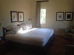 Very confortable bedroom