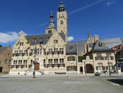 City Hall and Belfry
