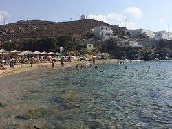 Παραλία Κολυμβήθρα