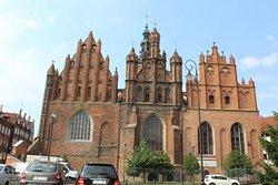 St. Bridget's Church (Kosciol sw. Brygidy)