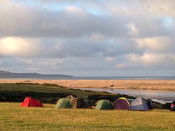Martleaves Farm Camp Site