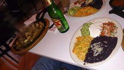 Cena en El Sombrero