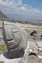 Escultura Ortega Maila Museo Templo del Sol (210448766)