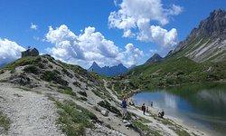 Passo Del Mulo Dai Laghi D'Olbe