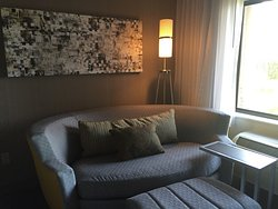 Beautiful room, excellent service!