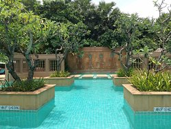 Le Meridien Angkor Acceptable but not a 5*