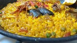 Tolle spanische Küche