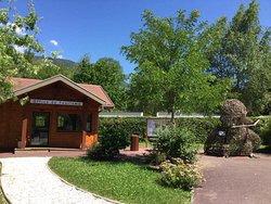 Office de tourisme Doussard Sources lac Annecy