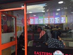 Eastern Delight Kebab