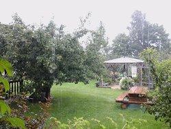 Gartenhauschen Sireli