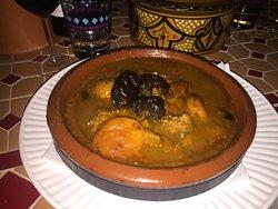 Very tasty Moroccan Fare