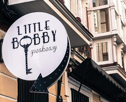 Little Bobby Speakeasy