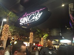 SinCity The Nightclub