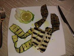 Stoccafisso arrostito con verdure grigliate: da provare!