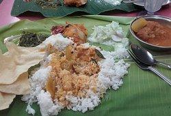 Shusi Banana Leaf Restaurant