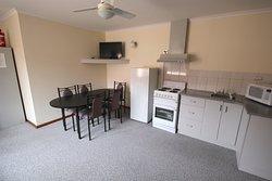 Standard cabin Kitchen