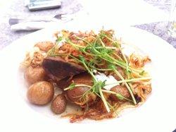 Szintén omlós, ízletes szürkemarha szelet