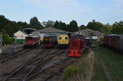 Mangapps Railway Museum