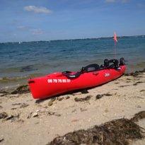 Feet-Kayak