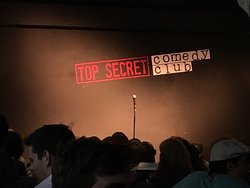 ‪The Top Secret Comedy Club‬