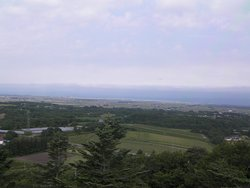 達布山展望台