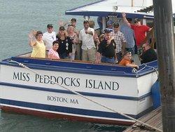 Miss Peddocks Island Charters